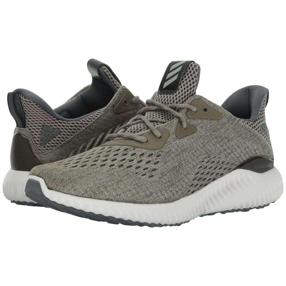 アディダス adidas メンズ ランニング・ウォーキング シューズ・靴【Alphabounce EM】Trace Olive/Trace Cargo/Grey One