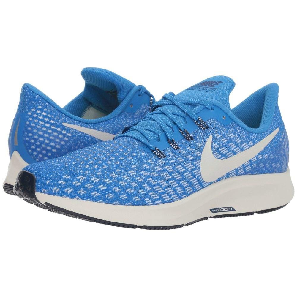 ナイキ Nike メンズ ランニング・ウォーキング シューズ・靴【Air Zoom Pegasus 35】Cobalt Blaze/Light Bone/Sail/Blue Void