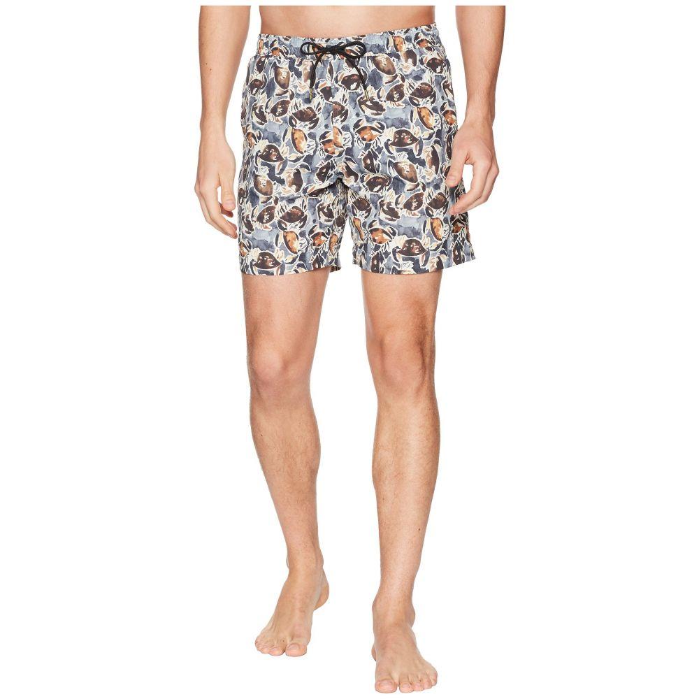 ビリー レイド Billy Reid メンズ 水着・ビーチウェア 海パン【Crab Swim Shorts】Crab