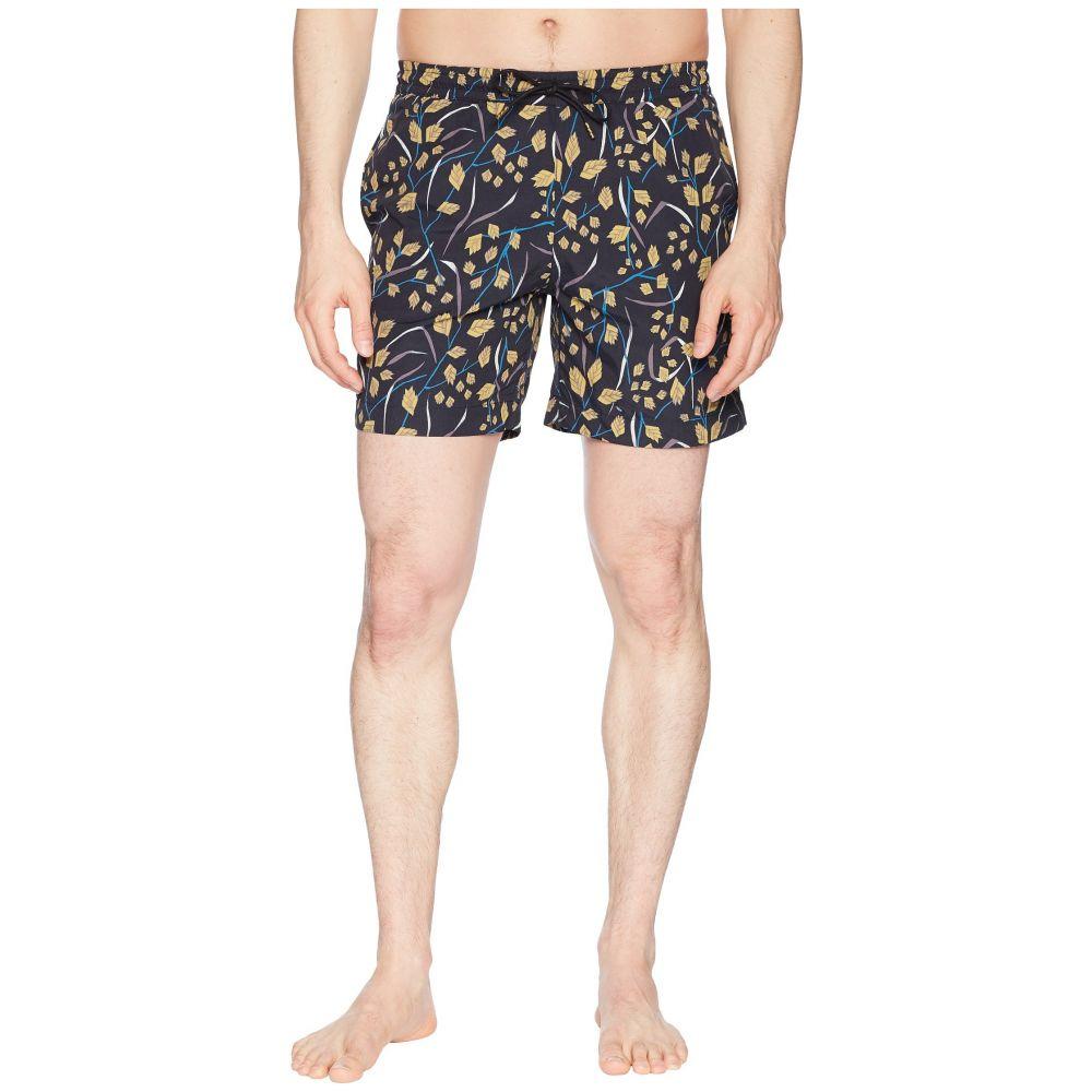 ビリー レイド Billy Reid メンズ 水着・ビーチウェア 海パン【Sea Oat Swim Shorts】Navy