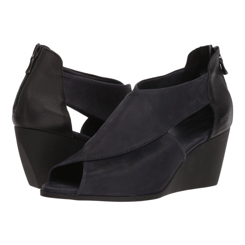 アルシュ Arche レディース シューズ・靴 サンダル・ミュール【Egwane】Grey/Noir