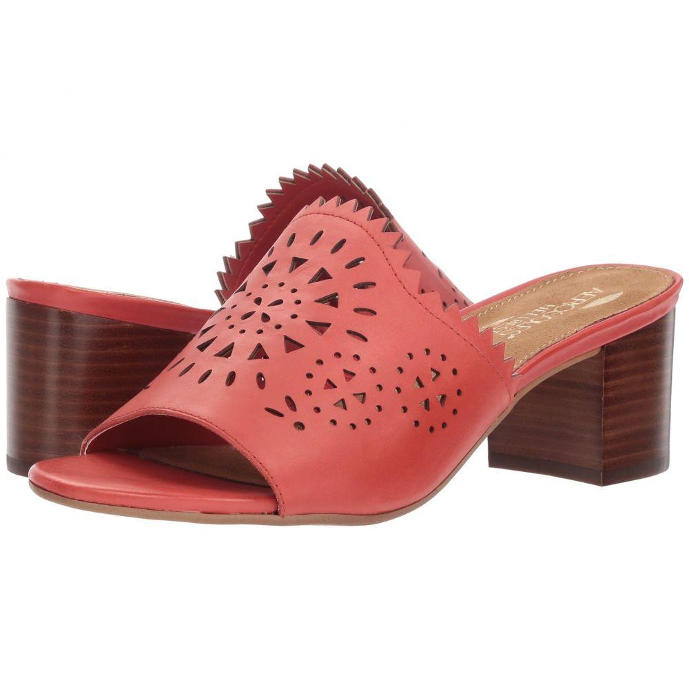 エアロソールズ Aerosoles レディース シューズ・靴 サンダル・ミュール【Midsummer】Red Leather