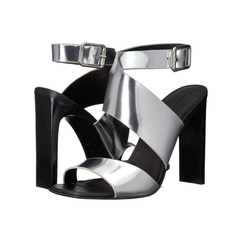 シガーソン モリソン Sigerson Morrison レディース シューズ・靴 サンダル・ミュール【Imala】Silver Leather
