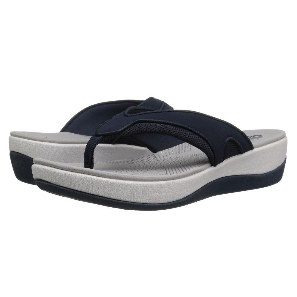 クラークス Clarks レディース シューズ・靴 ビーチサンダル【Arla Marina】Navy