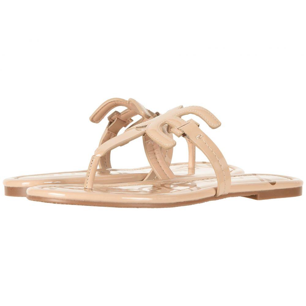 サム エデルマン Sam Edelman レディース シューズ・靴 ビーチサンダル【Carter】Nude Linen Patent