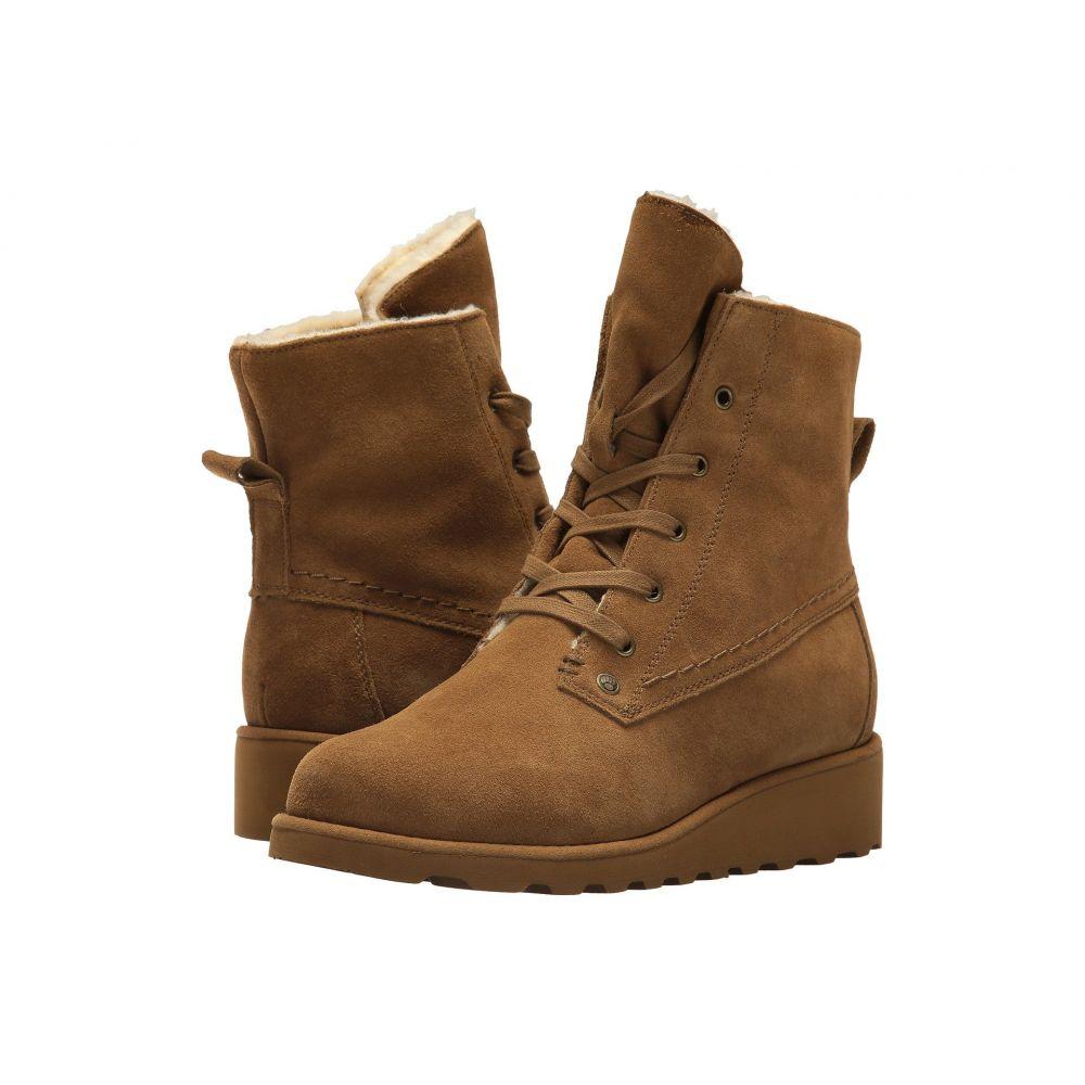 ベアパウ Bearpaw レディース シューズ・靴 ブーツ【Krista】Hickory