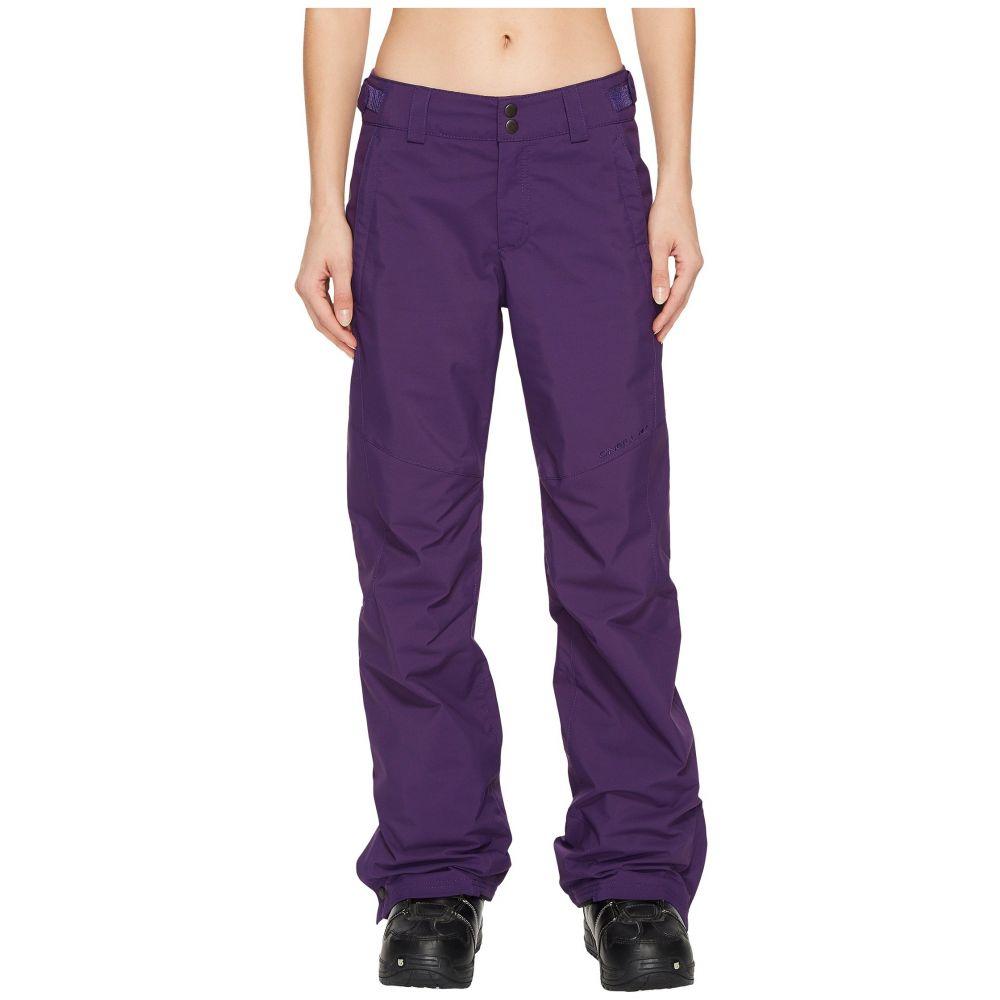 オニール O'Neill レディース スキー・スノーボード ボトムス・パンツ【Star Pants】Parachute Purple