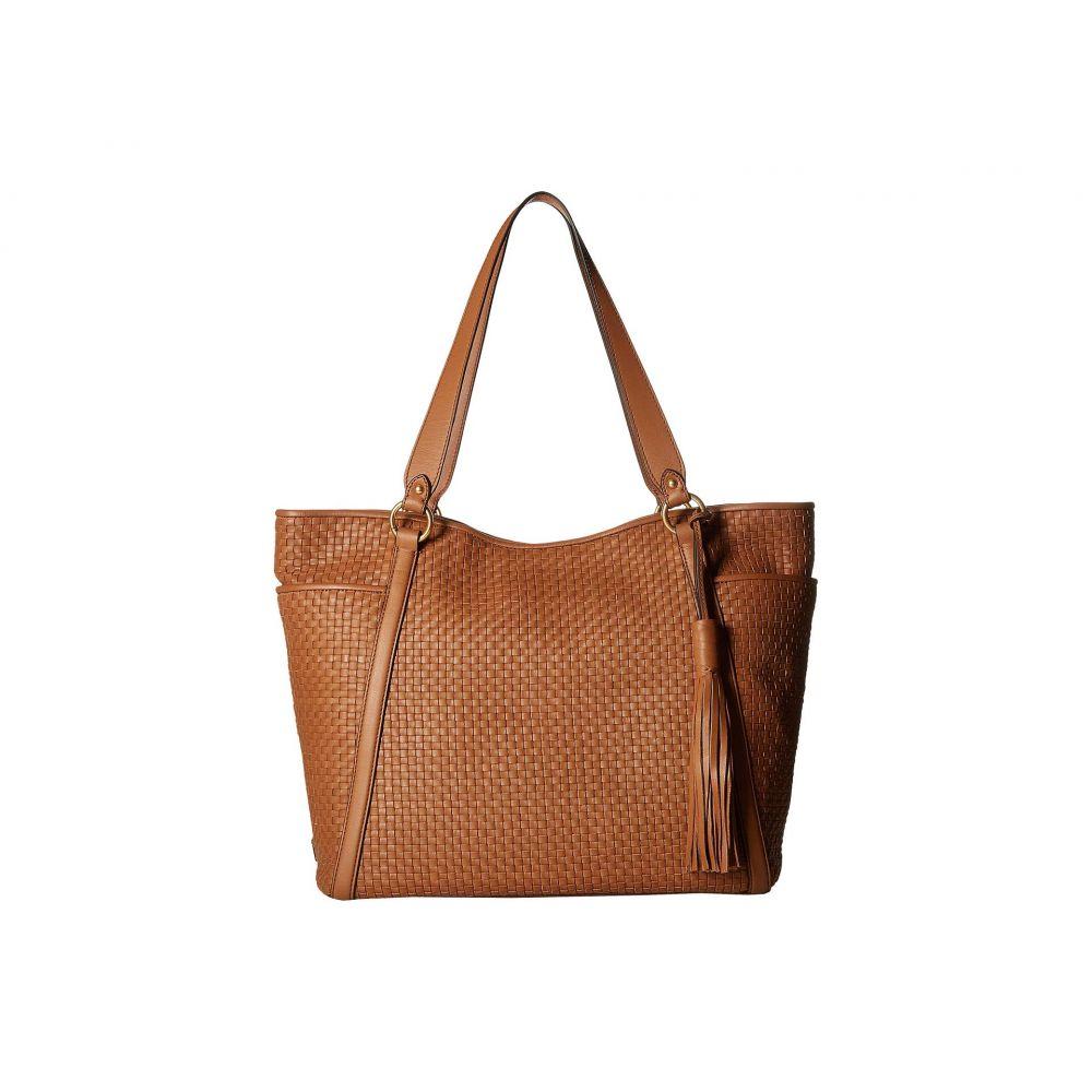 コールハーン Cole Haan レディース バッグ トートバッグ【Gabriella Soft Weave Tote】Collection Brown 1
