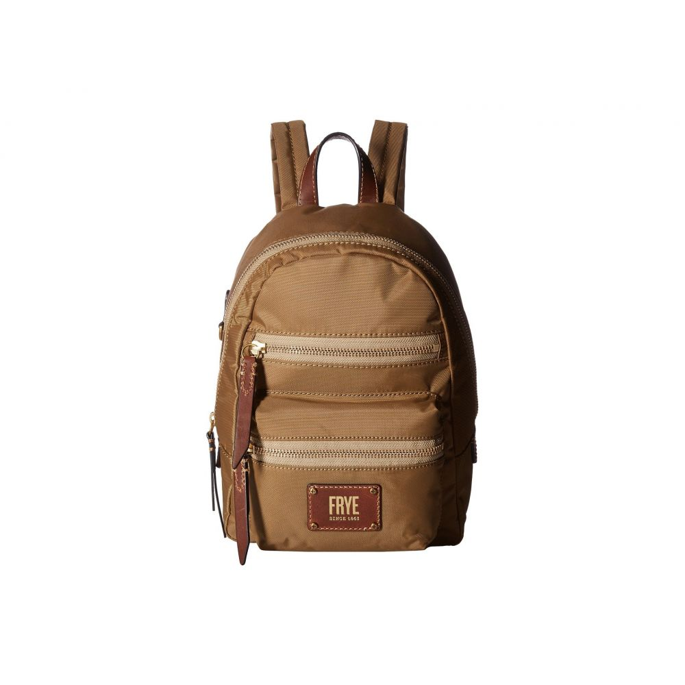 フライ Frye レディース バッグ バックパック・リュック【Ivy Nylon Mini Backpack】Tan Nylon