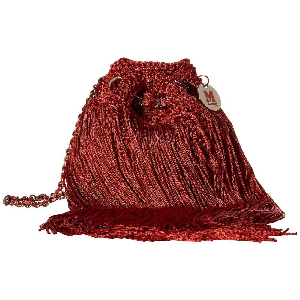 ミッソーニ M Missoni レディース バッグ ハンドバッグ【Fringe Bag】Coral