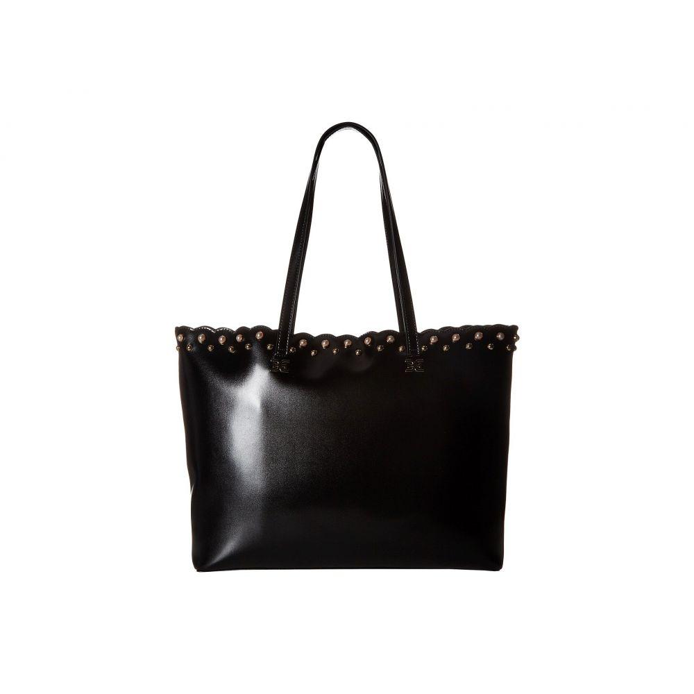 サム エデルマン Sam Edelman レディース バッグ トートバッグ【Viola Scallop Pearl Handbag】Black