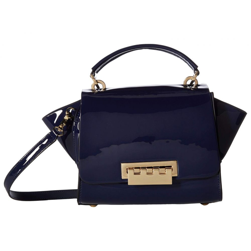 ザック ポーゼン ZAC Zac Posen レディース バッグ ハンドバッグ【Eartha Top-Handle Crossbody】Parisian Nights Patent