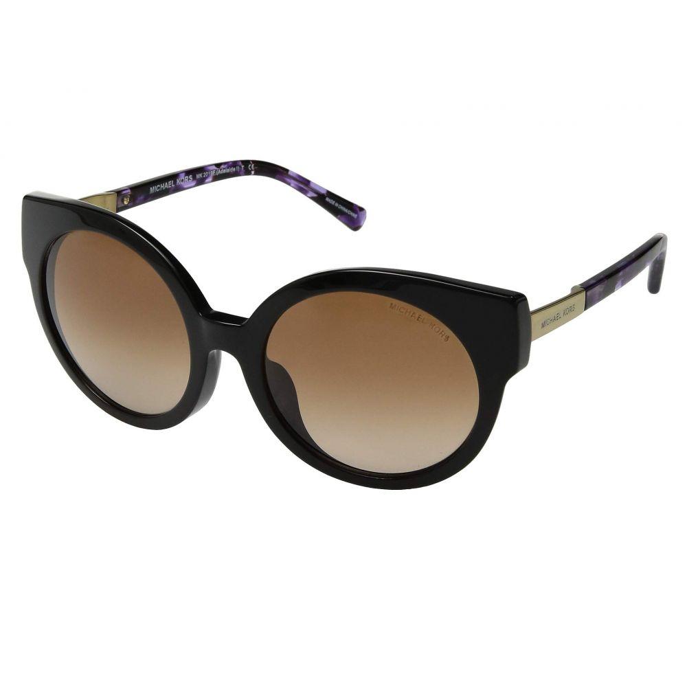 マイケル コース Michael Kors レディース メガネ・サングラス【0MK2019F】Black Purple Tort/Gold Frame