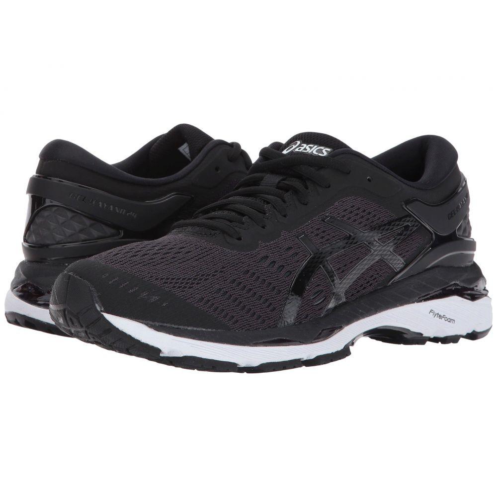 アシックス ASICS レディース ランニング・ウォーキング シューズ・靴【GEL-Kayano 24】Black/Phantom/White