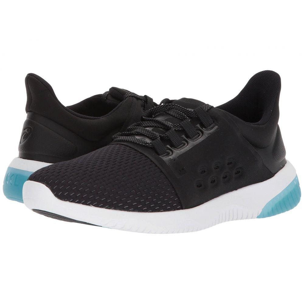 アシックス ASICS レディース ランニング・ウォーキング シューズ・靴【GEL-Kenun Lyte】Black/Phantom/Lake Blue