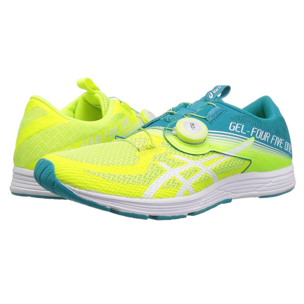 アシックス ASICS レディース ランニング・ウォーキング シューズ・靴【GEL-451】Flash Yellow/Lagoon