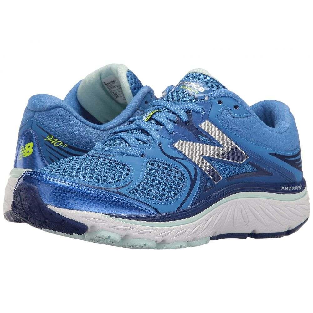 ニューバランス New Balance レディース ランニング・ウォーキング シューズ・靴【W940v3】Blue/Blue/White