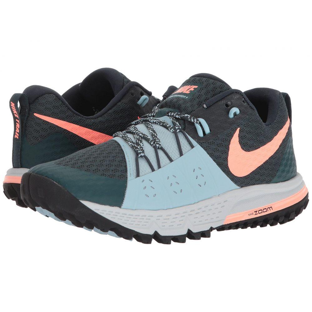 【GINGER掲載商品】 ナイキ Nike レディース 4】Deep ランニング・ウォーキング レディース シューズ・靴【Air Bliss Zoom Wildhorse 4】Deep Jungle/Crimson Pulse/Ocean Bliss, 国産輸入車扱/中古車のケーユー:b2560d6e --- canoncity.azurewebsites.net