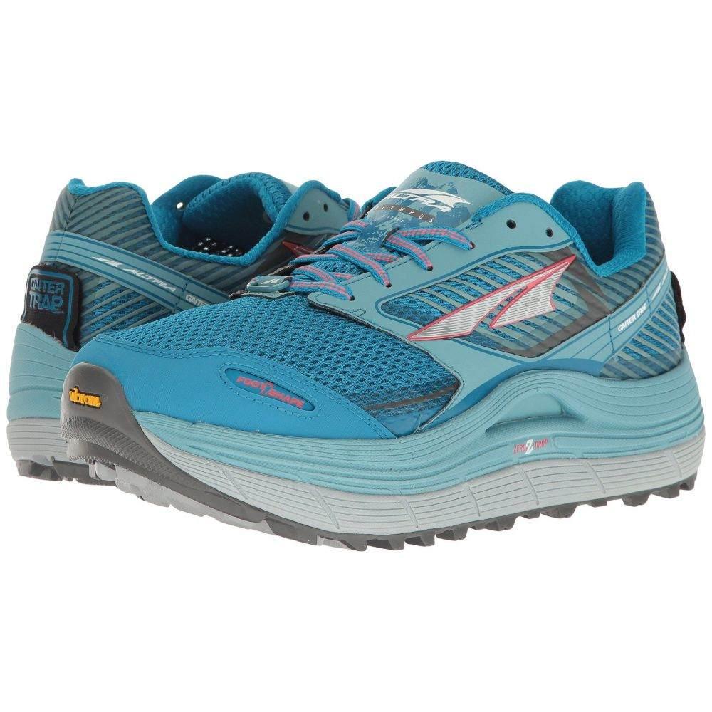 アルトラ Altra Footwear レディース ランニング・ウォーキング シューズ・靴【Olympus 2.5】Blue