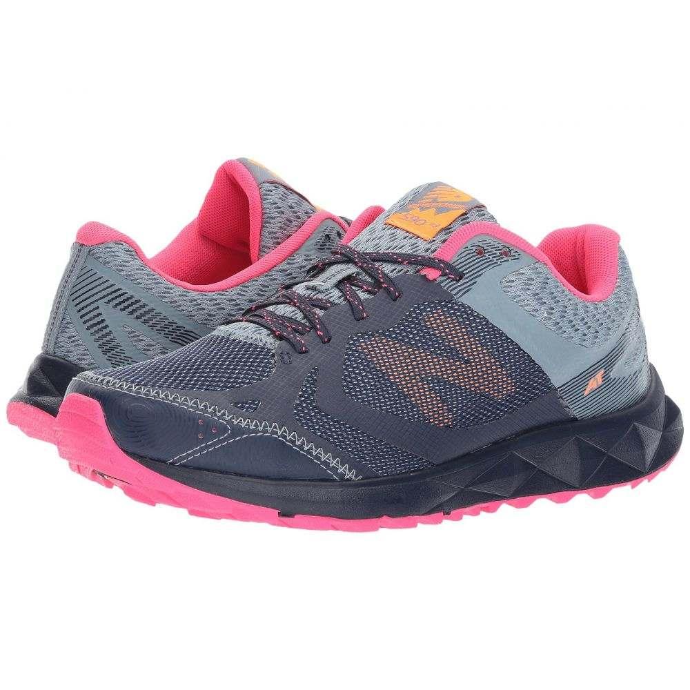 ニューバランス New Balance レディース ランニング・ウォーキング シューズ・靴【T590 v3】Dark Cyclone/Cyclone/Alpha Pink