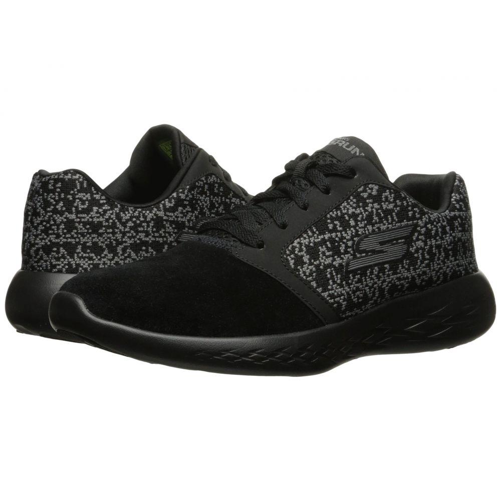スケッチャーズ SKECHERS レディース ランニング・ウォーキング シューズ・靴【Go Run 600】Black