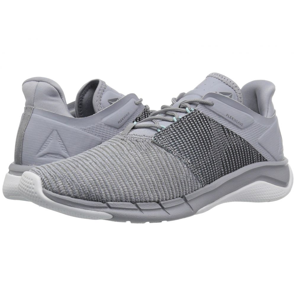 リーボック Reebok レディース ランニング・ウォーキング シューズ・靴【Flexweave Run】Cool Shadow/Porcelain/Blue Lagoon/White/Black