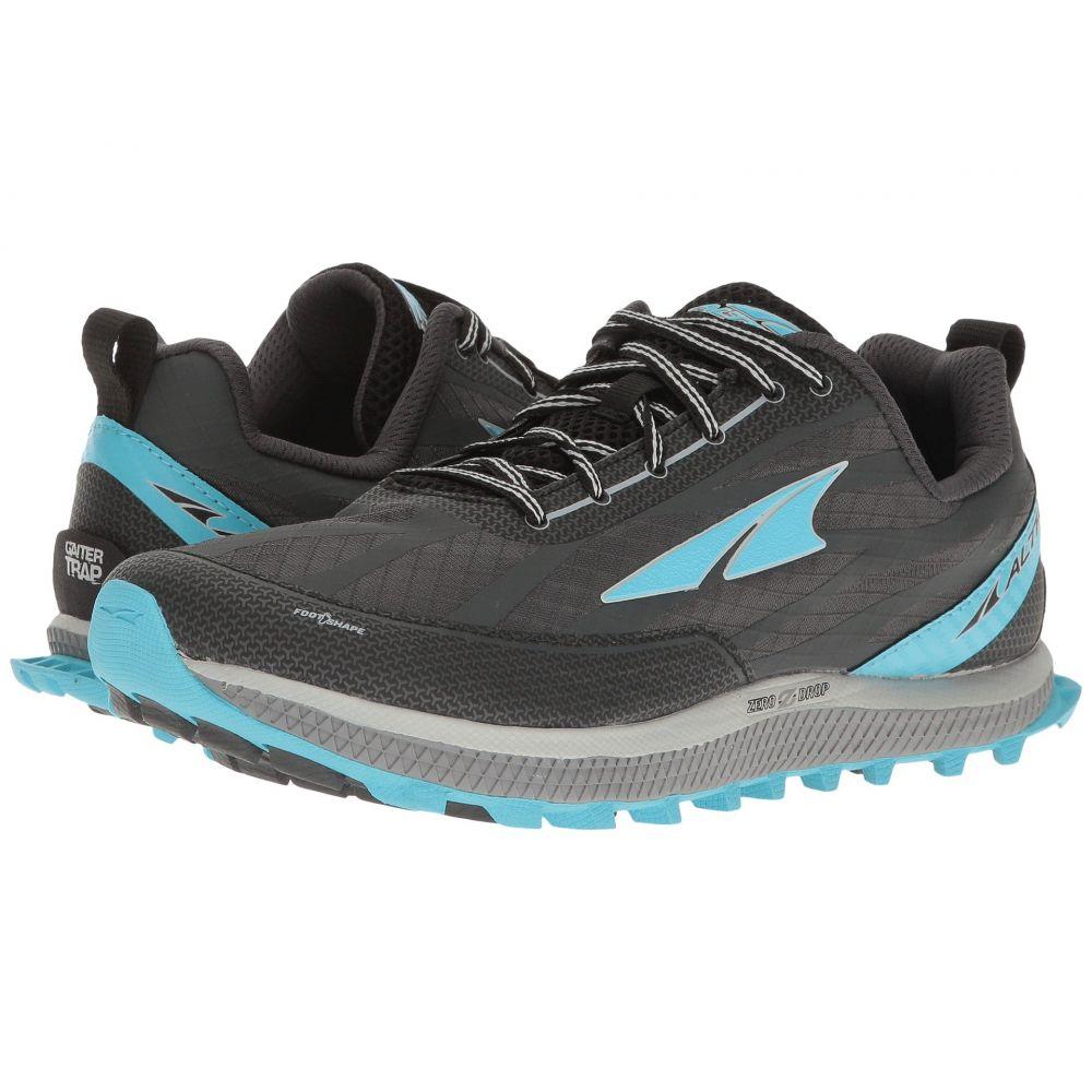 アルトラ Altra Footwear レディース ランニング・ウォーキング シューズ・靴【Superior 3】Charcoal/Blue