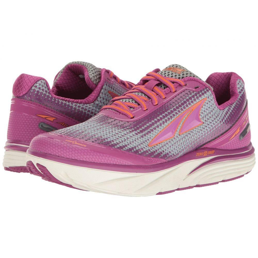 アルトラ Altra Footwear レディース ランニング・ウォーキング シューズ・靴【Torin 3】Purple/Orange