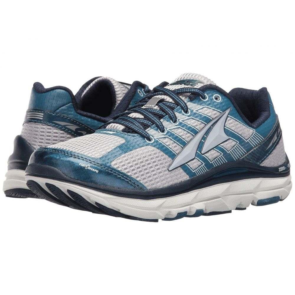 アルトラ Altra Footwear レディース ランニング・ウォーキング シューズ・靴【Provision 3】Silver/Blue