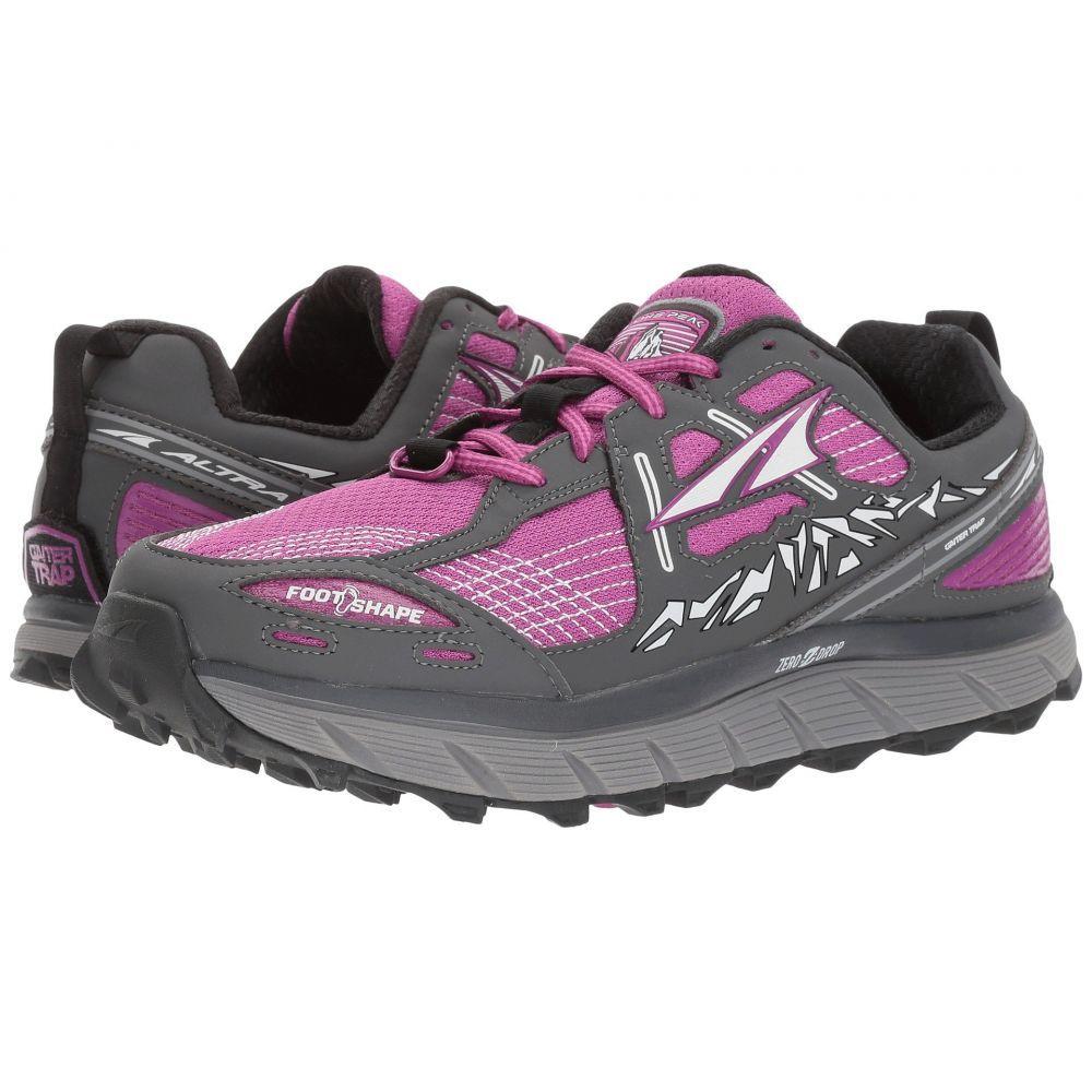 アルトラ Altra Footwear レディース ランニング・ウォーキング シューズ・靴【Lone Peak 3.5】Purple