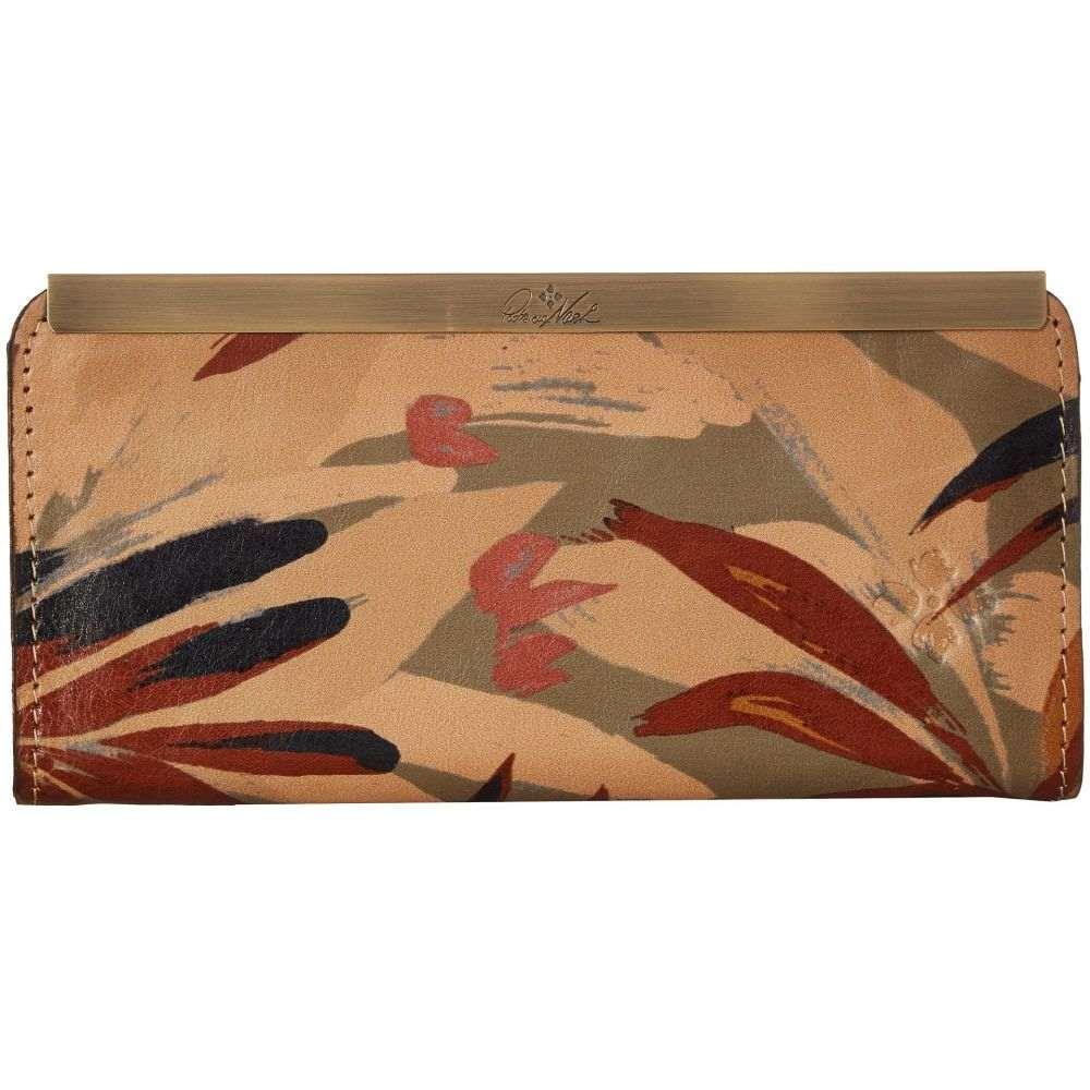 パトリシア ナッシュ Patricia Nash レディース 財布【Tulli Wallet】Palm Leaves