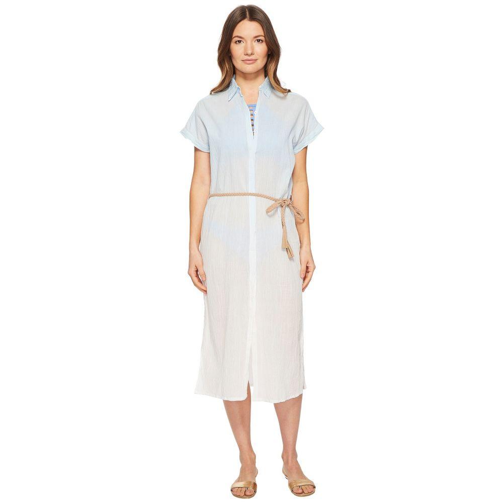レタルト Letarte レディース 水着・ビーチウェア ビーチウェア【Safari Dress Cover-Up】Sky