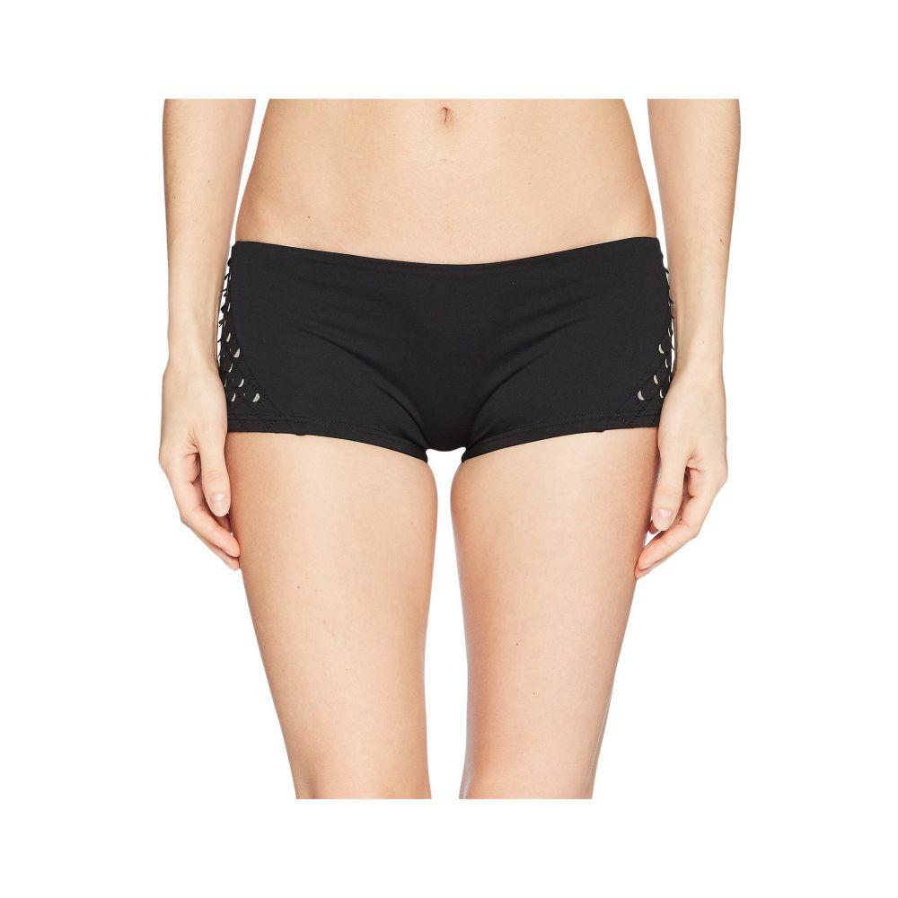 ラ ペルラ La Perla レディース 水着・ビーチウェア ボトムのみ【Onyx Collection Shorty】Black/Nude