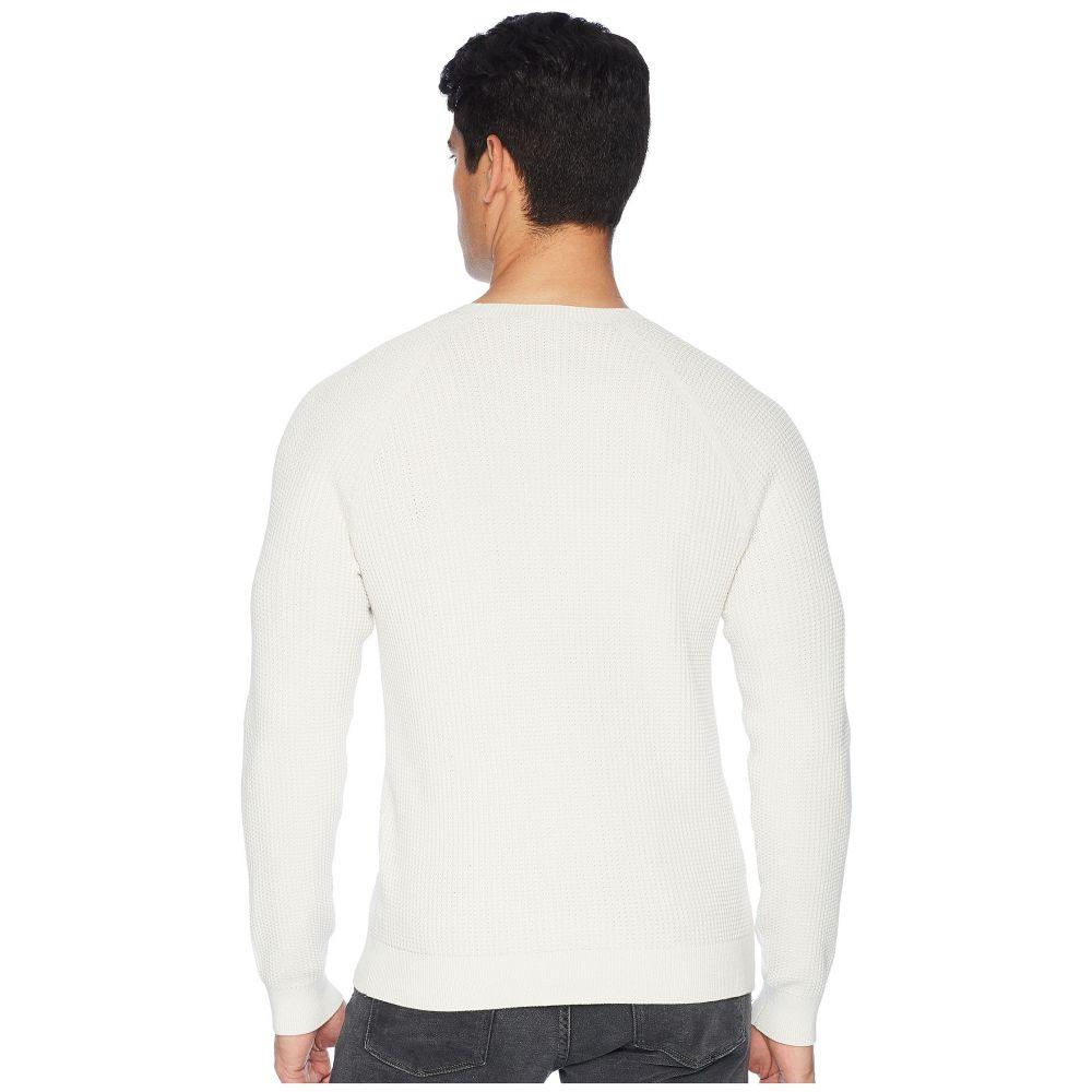 ヴィンス Vince メンズ Tシャツ Textured Crew Neck White Glacier トップス Tシャツ カットソー