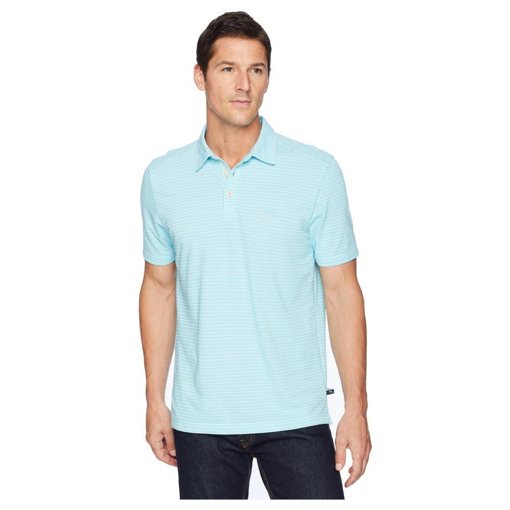 トミー バハマ Tommy Bahama メンズ トップス ポロシャツ【Marina Marlin Polo Shirt】Bowtie Blue