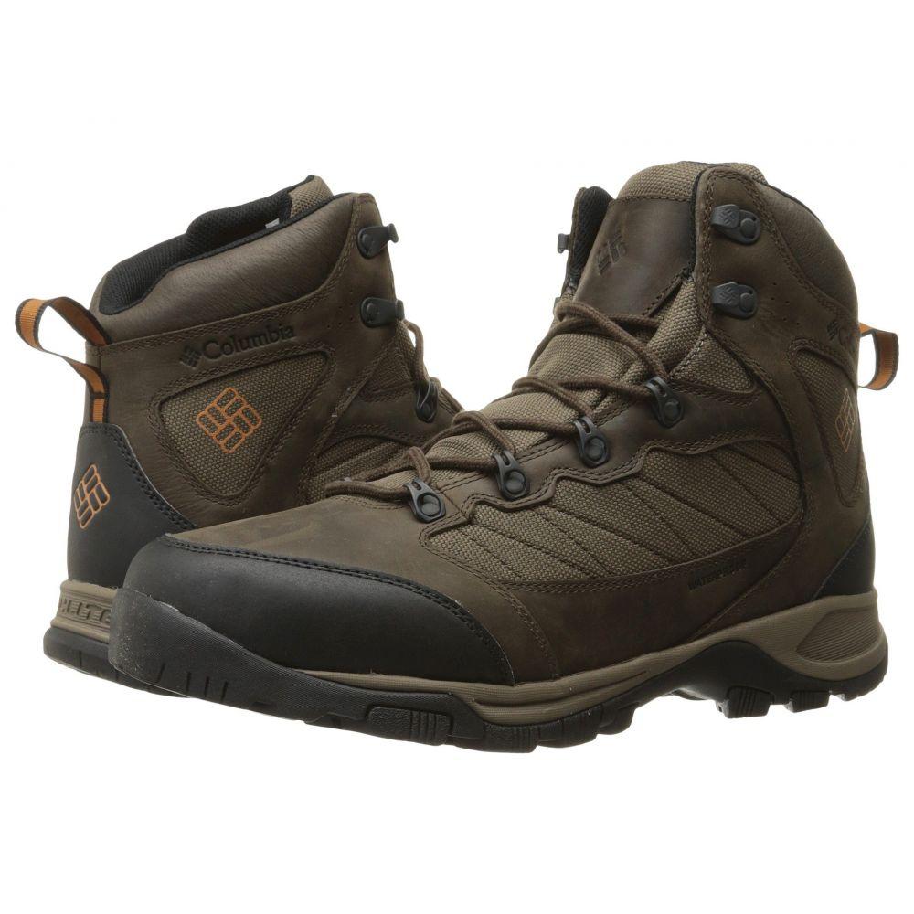 コロンビア Columbia メンズ ハイキング・登山 シューズ・靴【Cascade Pass Waterproof】Major/Bright Copper