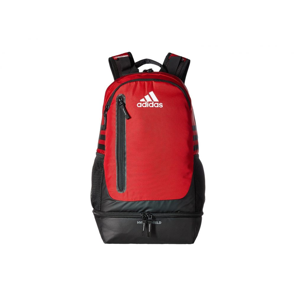 アディダス adidas メンズ バッグ バックパック・リュック【Pivot Team Backpack】Scarlet/Neo White/Black