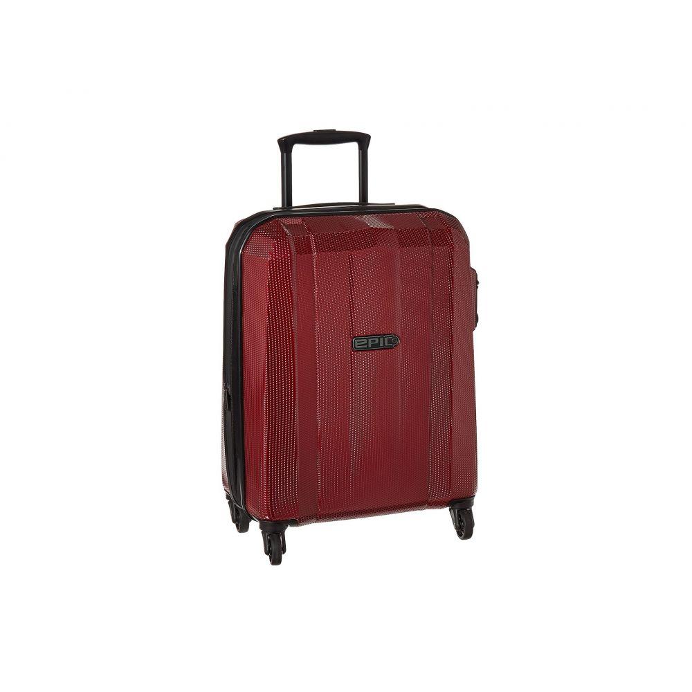 EPICトラベルギア EPIC Travelgear メンズ バッグ スーツケース・キャリーバッグ【GRX Hexacore EX 22 Trolley】Burgundy Red