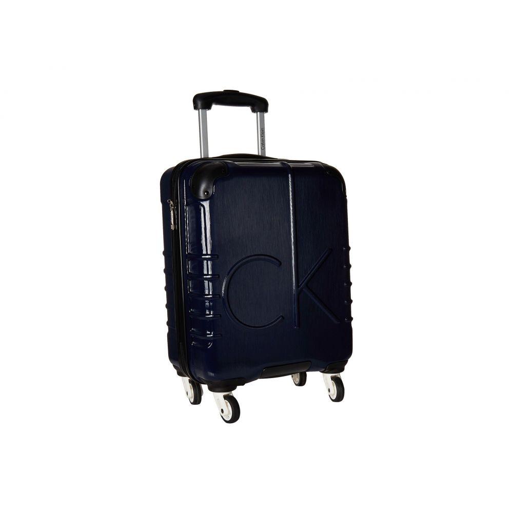 カルバンクライン Calvin Klein メンズ バッグ スーツケース・キャリーバッグ【CK-526 Islander 19 Upright Suitcase】Navy