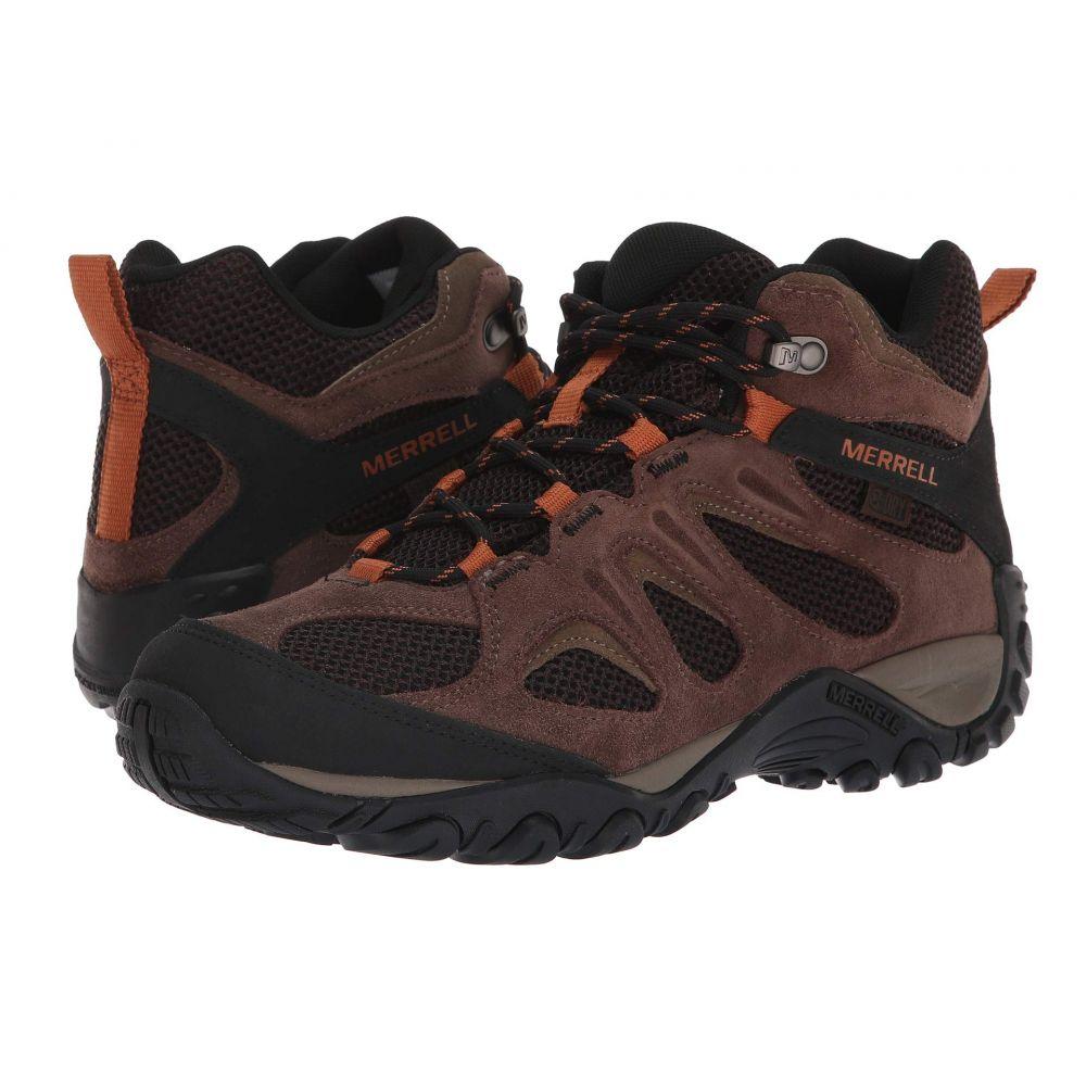 好きに メレル Merrell Merrell 2 メンズ ハイキング・登山 Mid シューズ・靴【Yokota 2 Mid Waterproof】Bracken, フレッチェ 毛皮とバッグの専門店:9b89cc4d --- canoncity.azurewebsites.net