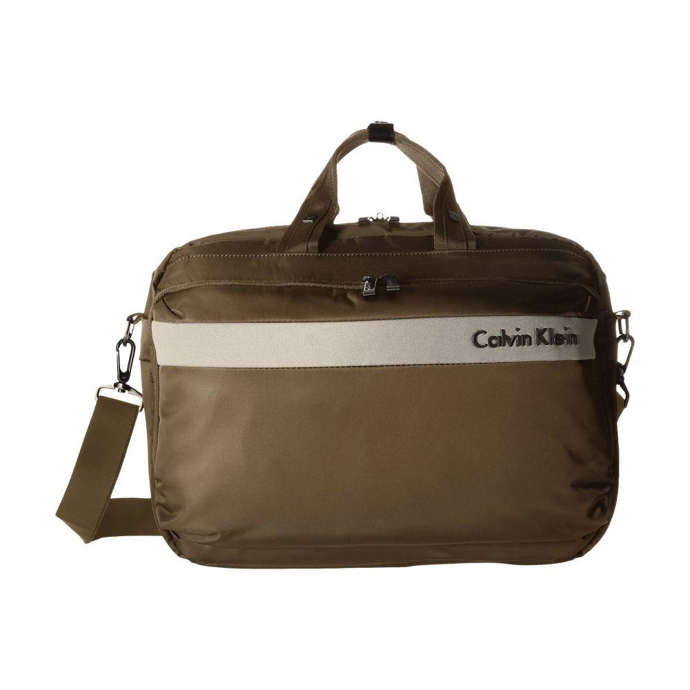 カルバンクライン Calvin Klein メンズ バッグ パソコンバッグ【Flatiron 3.0 Laptop Case】Brown