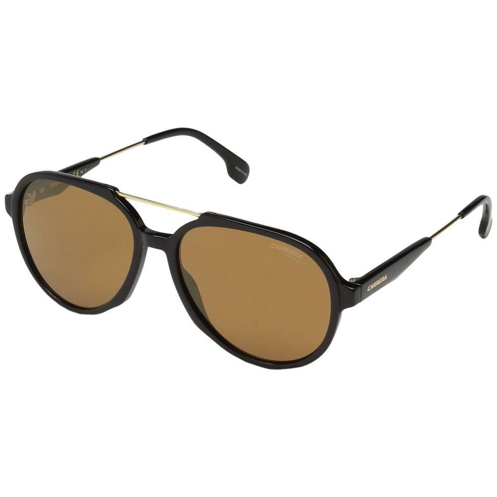 カレラ Carrera メンズ メガネ・サングラス【1012/S】Black/Brown Gold Mirror