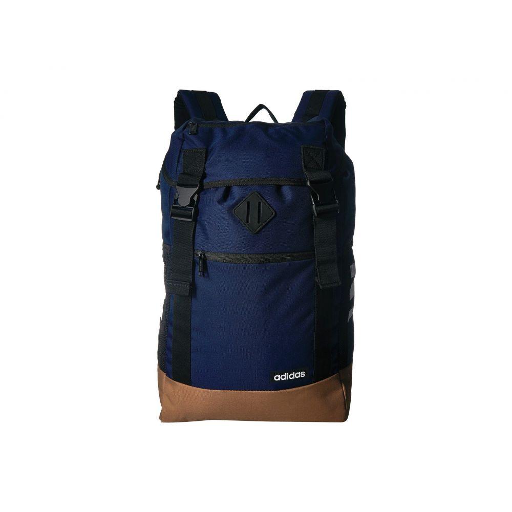 アディダス adidas メンズ バッグ バックパック・リュック【Midvale II Backpack】Dark Blue/Raw Desert Khaki/Black