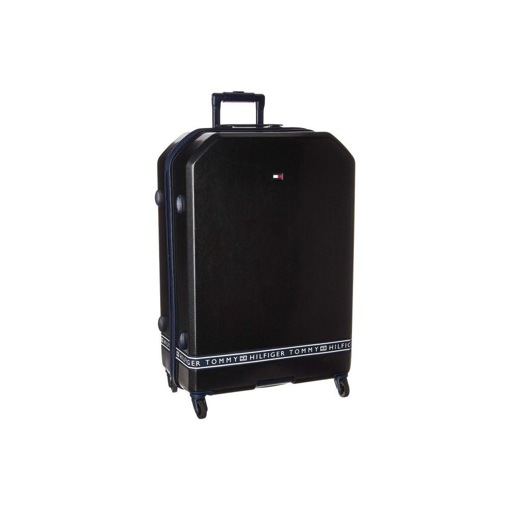 トミー ヒルフィガー Tommy Hilfiger メンズ バッグ スーツケース・キャリーバッグ【28 Sneaker Sport Upright Suitcase】Black