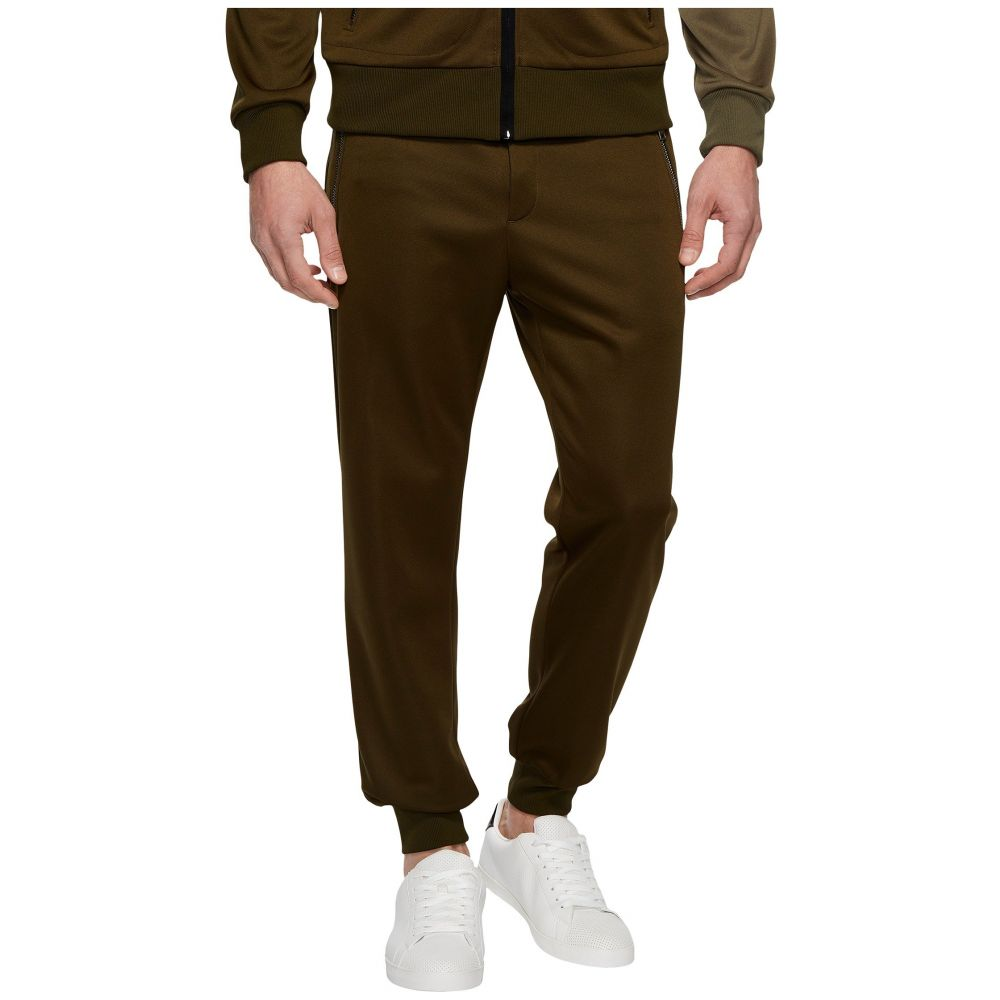 コーチ COACH メンズ ボトムス・パンツ スウェット・ジャージ【Track Pants】Military/Black