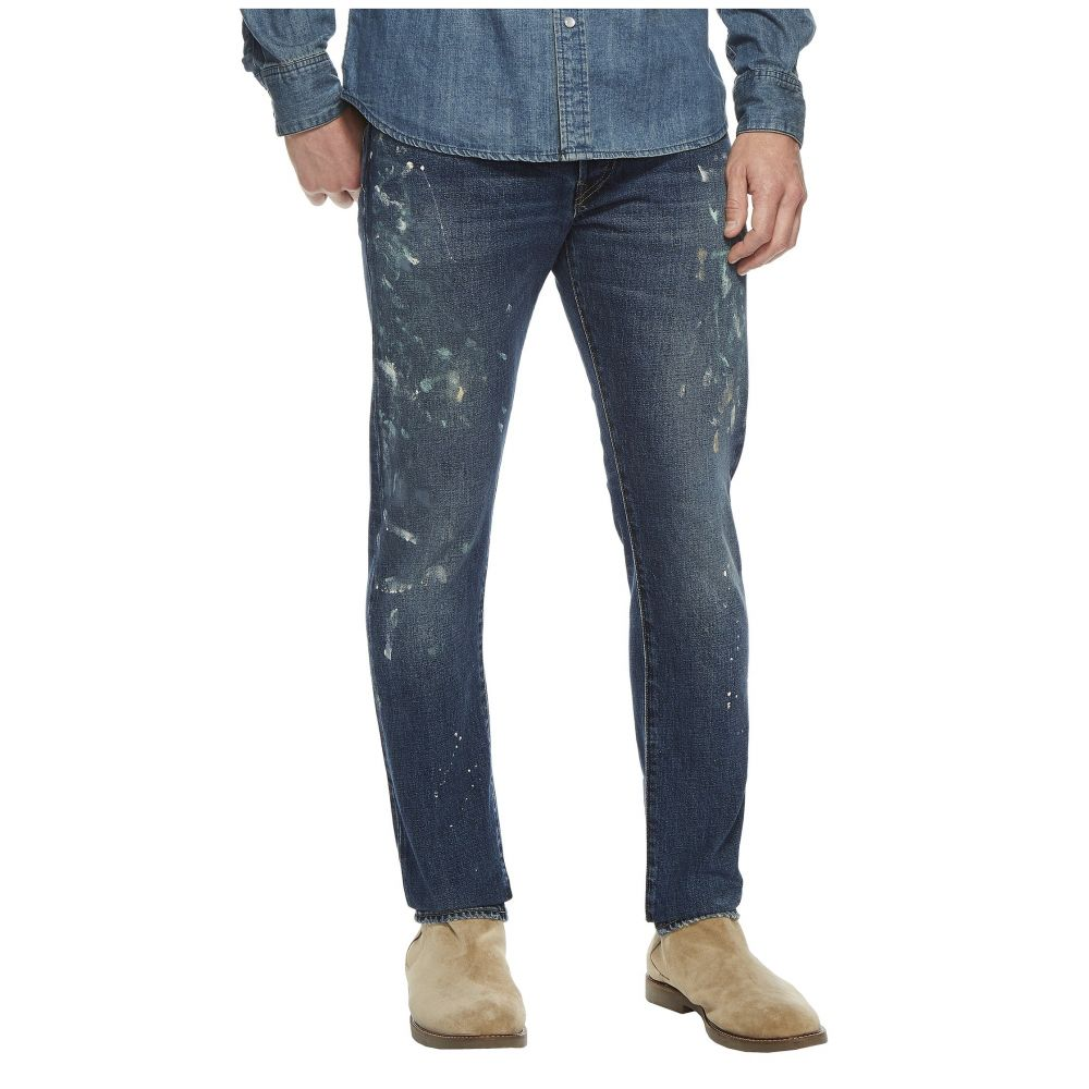 ラルフ ローレン Polo Ralph Lauren メンズ ボトムス・パンツ ジーンズ・デニム【Sullivan Slim Five-Pocket Denim in Sawyer Paint Spatter】Sawyer Paint Spatter