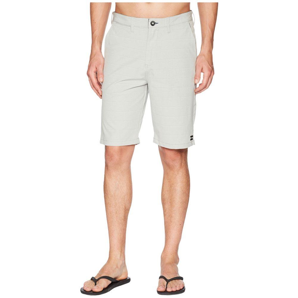 ビラボン Billabong メンズ ボトムス・パンツ ショートパンツ【Crossfire X Stripe Shorts】Silver