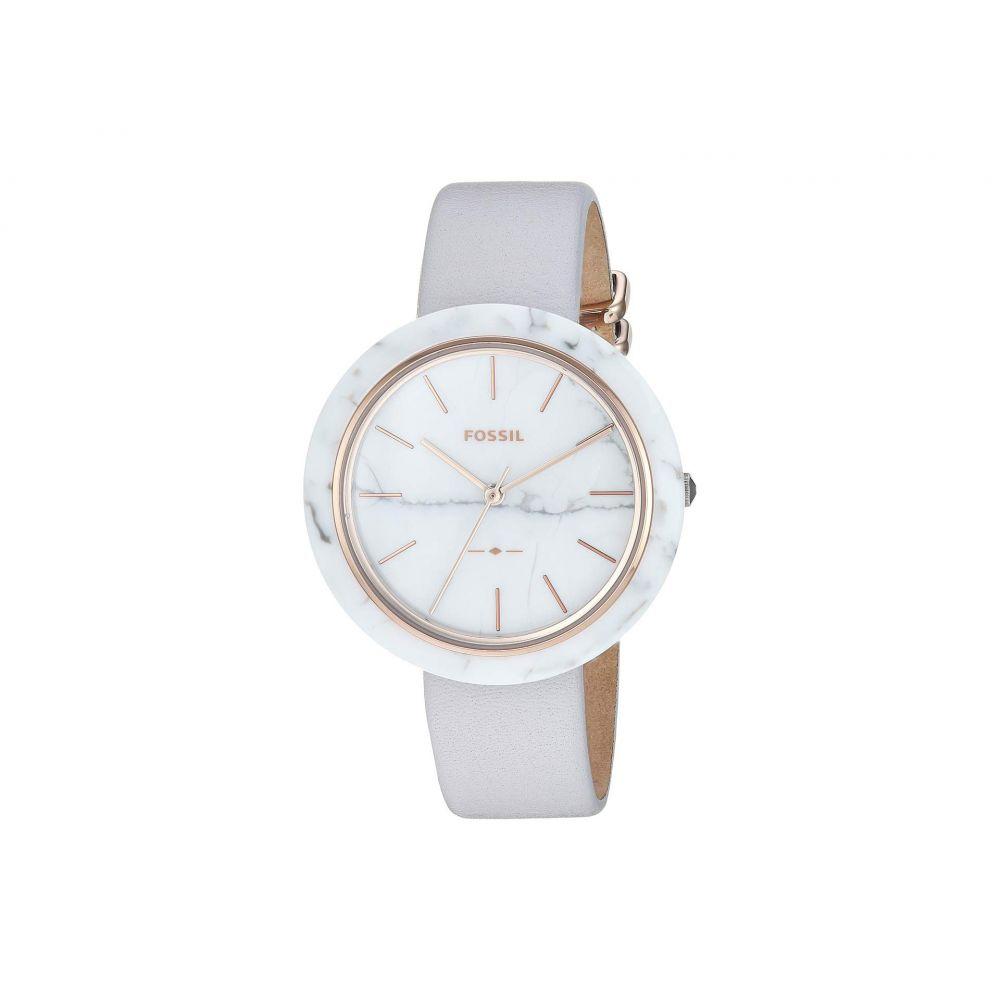 フォッシル Fossil レディース 腕時計【Camille - ES4381】Gray