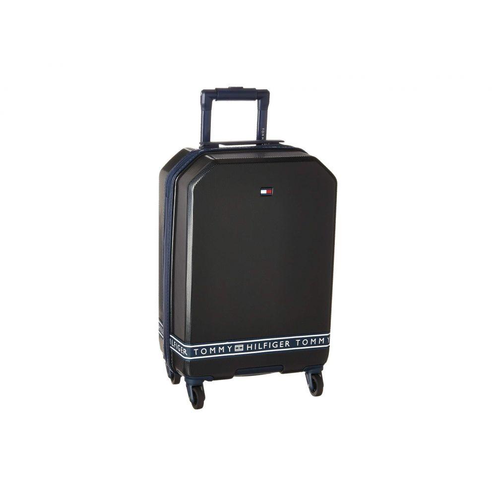 トミー ヒルフィガー Tommy Hilfiger レディース バッグ スーツケース・キャリーバッグ【21 Sneaker Sport Upright Suitcase】Black