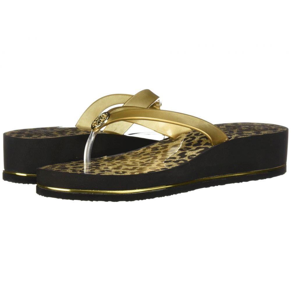 GUESS レディース シューズ・靴 【Ellorie】 Gold ゲス ビーチ